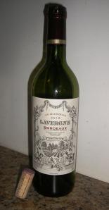 Lavergne Bordeaux 2010